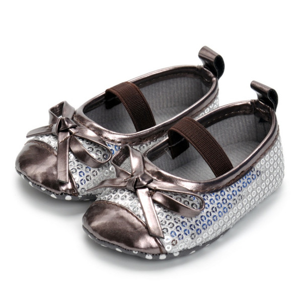 dfa7b1c76f87 2018 Baby Girl Princess Sparkly Lightweight Soft Sole Prewalkers Toddler  Shoes First Walkers From Sophine13, $33.85 | Dhgate.Com
