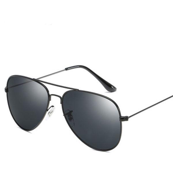 1.49 Moda gafas de sol reflectantes con espejo polarizado colorido Lentes graduadas Conducción gafas de sol miopía personalizadas