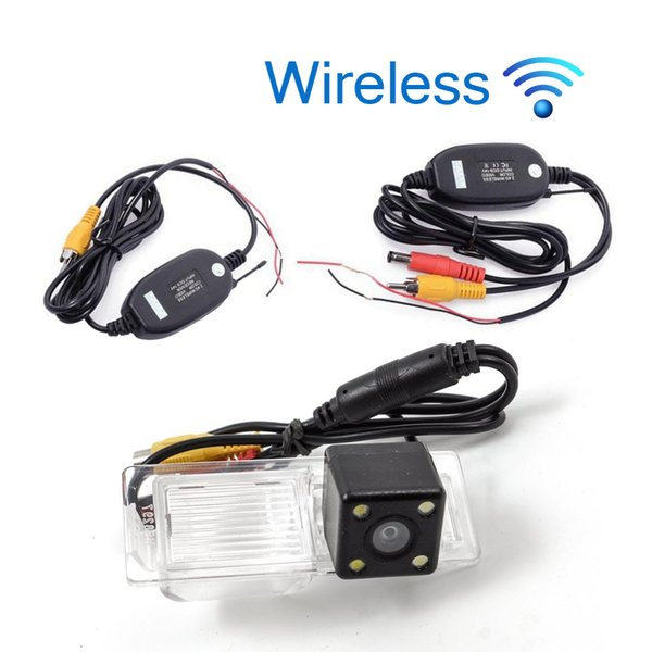 Wireless HD Car Rear View Camera For Buick ENVISION 2014 Parking Backup Reverse Camera Night Vision Waterproof