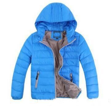 Высокое качество 2019 мальчиков вниз пальто куртки новый бренд ребенка зимняя курт