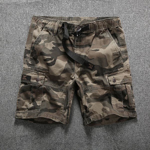 Weiße Hosen Für Männer Sommer Strand Tarnung Herren