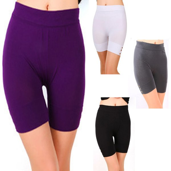 2019 KLV Womens Sports Training Running Fitness Shorts Stretch Seamless Legging Shorts Polyester Workout Tight Yoga Gym From Cumax, $23.09 |