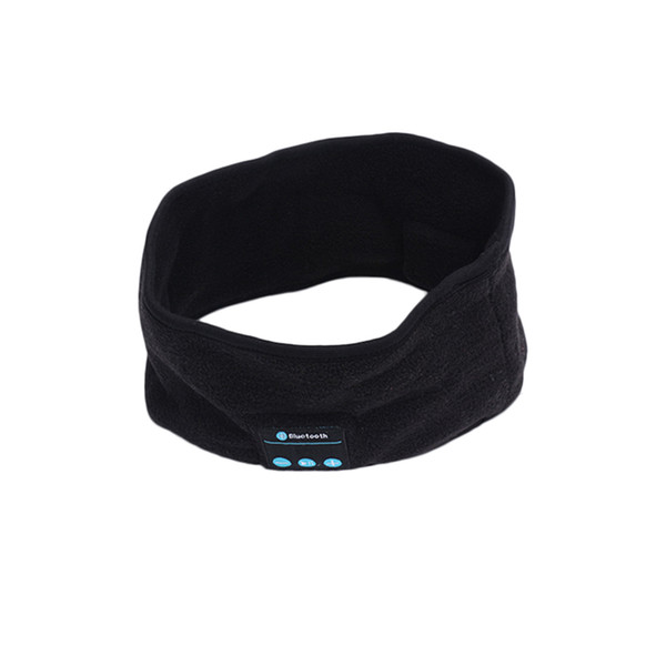 Unisex Smart Wireless Bluetooth Cap Warmer Men and Girls Headband Sport Running Yoga Headbands New 2018