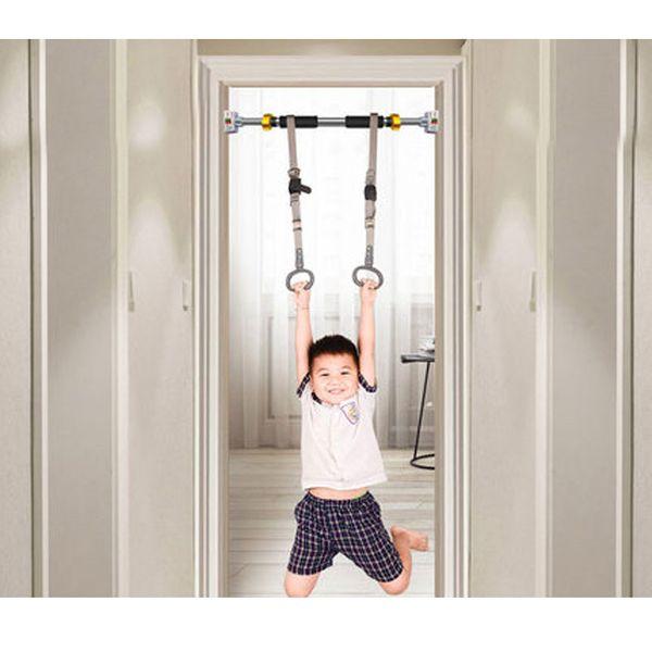 Children fitness ring for home horizontal bars pull-ups shoulder joint training for kids height increasing adult rehabilitation