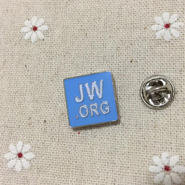 Großhandel Blue Jw.Org Regalia Revers Pin Abzeichen Emaille Brosche Metall Handwerk Pins Sowjetischen Abzeichen Geschenke Von Fashionfashion, $23.11