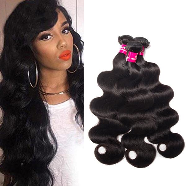9A Mink Brazilian Human Hair Weave Body Wave Straight Loose Wave Deep Wave 100% Unprocessed Brazilian Peruvian Malaysian Indian Human Hair