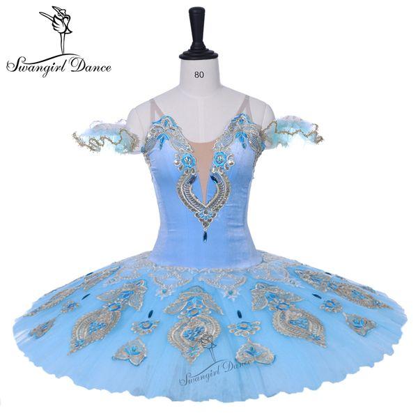 Lo nuevo Bluebird Cascanueces Tutu Vestido de las muchachas durmiendo la belleza profesional ballet tutu vestido para mujeres adultas traje de ballet BT9197