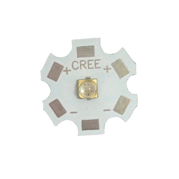 3w 3535 Quartz UV LED Lamp 365nm 385nm 395nm 3535 UV Led 3W LG Promise packaging 1000ma High Power Light 20mm board