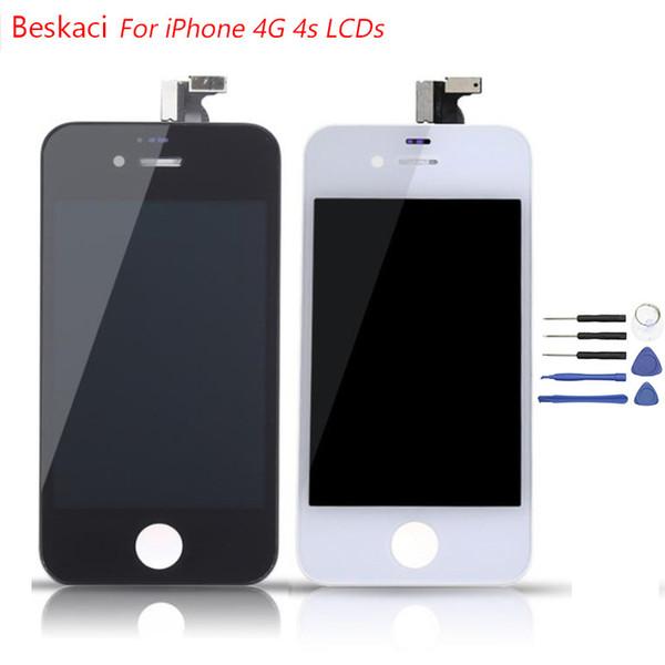 iphone 4 дисплей замена