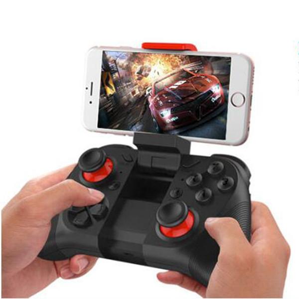 Mocute 050 controlador do jogo joystick sem fio bluetooth android gamepad controle remoto para pc telefone tablet usb xiaomi