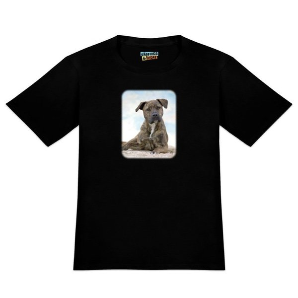 ac2f9979a6aab Staffy Staffordshire Bull Terrier Dog Sandy Beach Men's Novelty T-Shirt  Funny free shipping Unisex