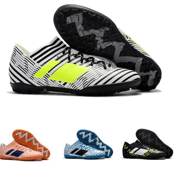 51ccb4be0 2019 2018 Cheap Low Soccer Cleats Mens Cheap ACE Soccer Shoes Nemeziz Messi  Football Boots TF IC Indoor Nemeziz Tango 17.3 Boots From Huarache88, ...