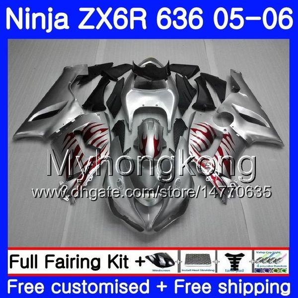 2005 05-06 Kawasaki Ninja 636 ZX636 Kick Stand Kickstand Leg Switch Side Oem