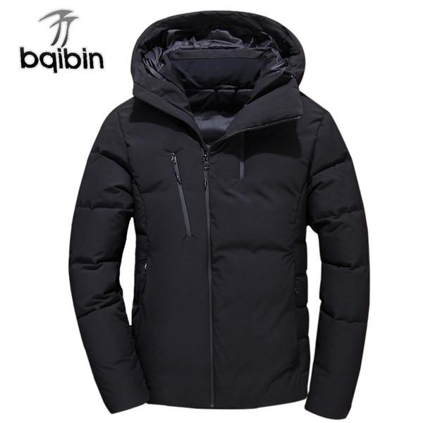 AZ Fashion Herren Parka Mantel Jacke Winterjacke warm