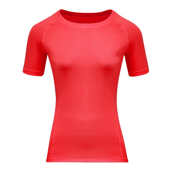 2016 sports jerseys female fitness for Women Yoga Top compression female T-shirt Running Tights top gym clothes yoga shirt 2013