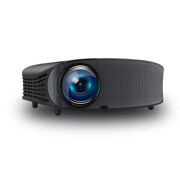 Professionnel Mini Projecteur LED Portable YG400 YG500 Multimedia Portable Cinéma Maison USB HDMI VGA 3D Projecteur intégré Beamer
