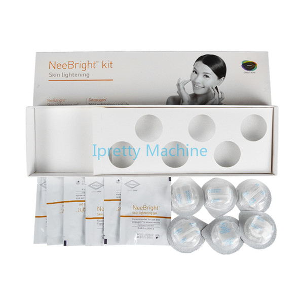 top popular Ultrasound RF Oxygen Facial Machine Skin Tightening Face Lifting Skin Care bright Neerevive Products for Anti aging And Skin Whitening 2020