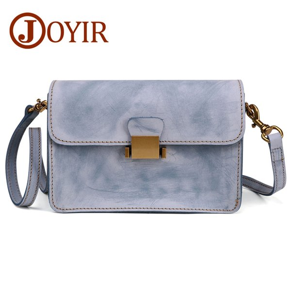 Wholesale Real Cow Leather Ladies Handbags Women Genuine Leather bags Small Messenger Bags Hign Quality Designer Female Women Bag 8686
