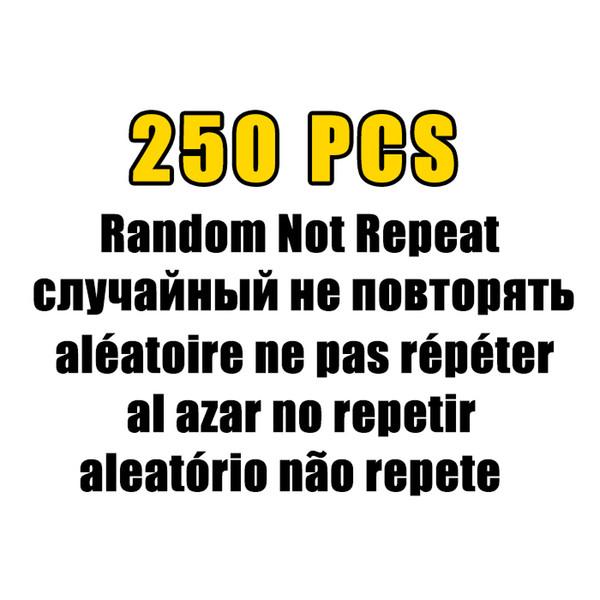 250 PCS