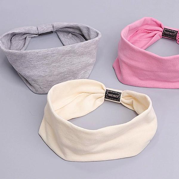 Bande de cheveux de style coréen pour femmes Coton Casual Visage Bouclier Bandeau Femme Femme Accessoires pour cheveux Arceaux de cheveux pour femme Ns025