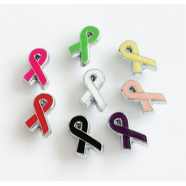 30 PCs 8 MM Enamel Ribbon Slot Encantos Letras DIY Acessórios Fit 8mm Pulseira Pet Dog Name Coleiras Cintos Telefone Tiras