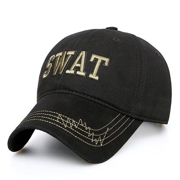 Camo Baseball Cap Men Army SWAT Militar Tactical Cap Men Women Casual Camouflage Sun Hat Outdoor Hunter Snapback Adjustable