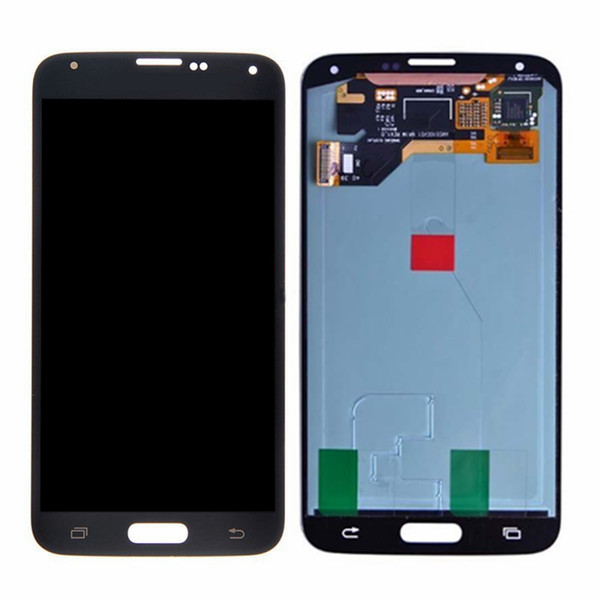 Per Samsung S5 LCD G900F Display LCD Touch Screen Digitizer Assembly compatibile per Samsung Galaxy S5 G900 G900F LCD