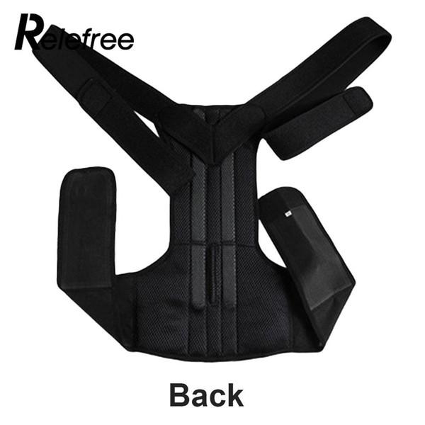 Coussinets de soutien pour l'épaule noire Bandage Garde Brace Wraps Respirant Randonnée Dos Soutien Sports de plein air