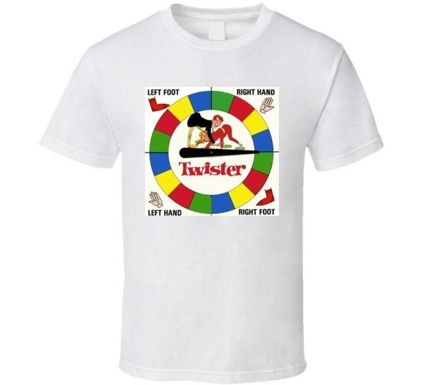 Compre Juego De Mesa Clasico Twister Camiseta A 12 08 Del Linnan004