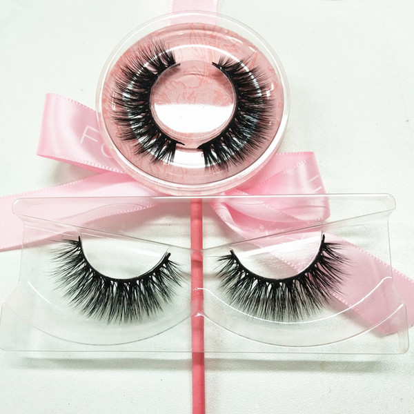 Seashine lollipop packaging silk eyelashes customer label stickers are Available high quality synthetic material lashes free shipping