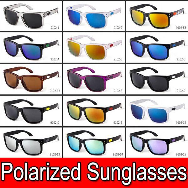 Популярные Конструктор поляризованных солнцезащитных очков для мужчин и женщин Спорт на открытом воздухе Велоспорт Вождение ВС Очки от солнца Солнцезащитные очки для лета
