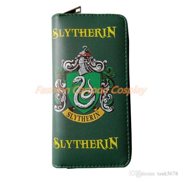 Harry Potter Wallet Map Wallets Men Women Money bag pocket Women Card Holder carteira mltifunction 003