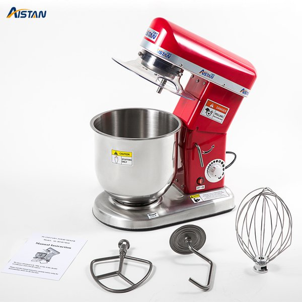110V or 220V Home use or commercial use 7, 10 Liters electric stand food mixer, planetary cooking mixer, egg beater, dough mixer machine