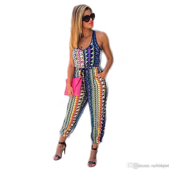 Summer Orchid Women Survêtement imprimé floral Top Crop + pantalon long taille haute Pantalon Workout Deux pièces Set FZ-107