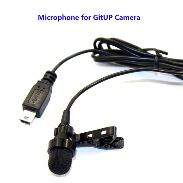 chanson originale externe pour GIITUP 1 / GIT2 / G3 / F1 / 2P / G3 Duo Wifi Sport Action microphone chanson caméra pour ordinateur Dell