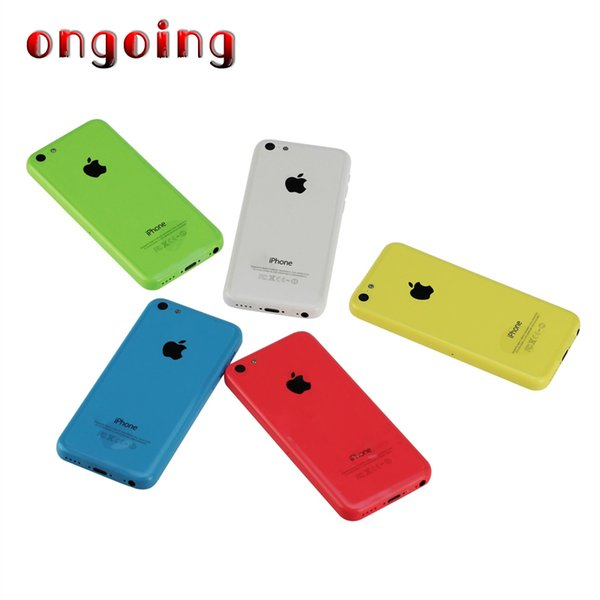"Refurbished Apple iPhone 5C IOS 11 System Cell phone 8GB 16GB 32GB dual core WCDMA+WiFi+GPS 8MP Camera 4.0"" Smartphone"