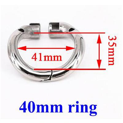 Formato dell'anello: 40mm