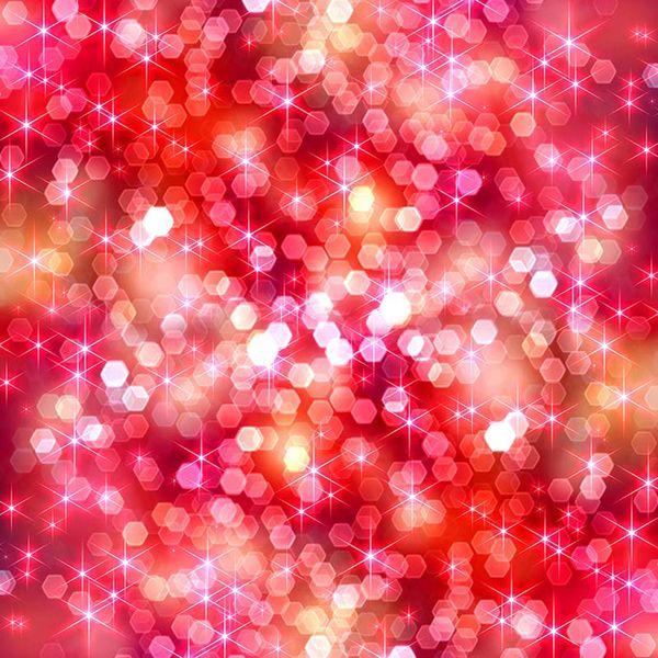 Bokeh Lunares Fotografía Telón de fondo Rojo Impreso Glitters Recién nacido Baby Shower Apoyos Niños Fiesta de Navidad Fotomatón Fondo