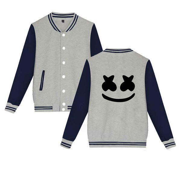 Autumn Winter Casual Solid Jacket Mens Fashion Hip Hop Jacket Men Overcoat Baseball Jackets 2018 Men Streetwear S-XL T6