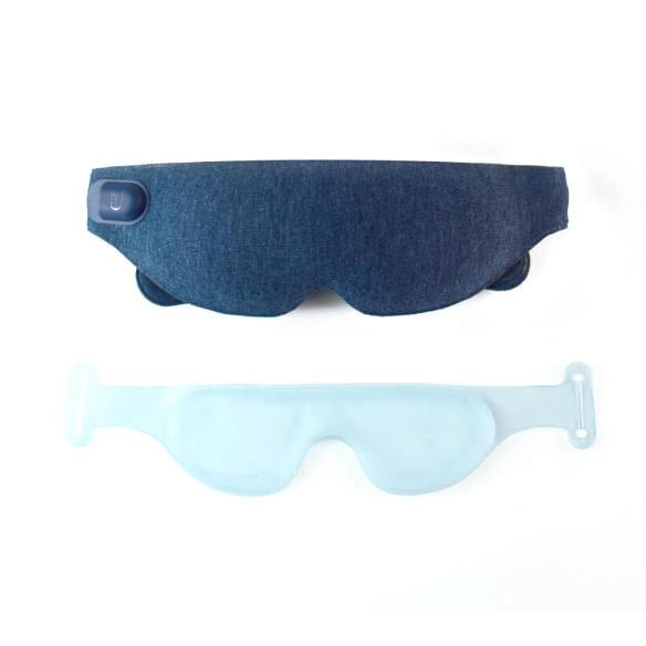Xiaomi 5V 5W USB Hot Steam Rest Eye Mask Patch Outdoor Travel Airplane Eyeshade Cover Blindfold