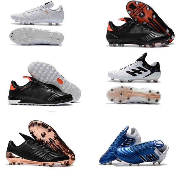7e2045cef Mens Copa Mundial Leather FG Soccer Shoes Discount Soccer Cleats 2015 World  Cup Football Boots Size