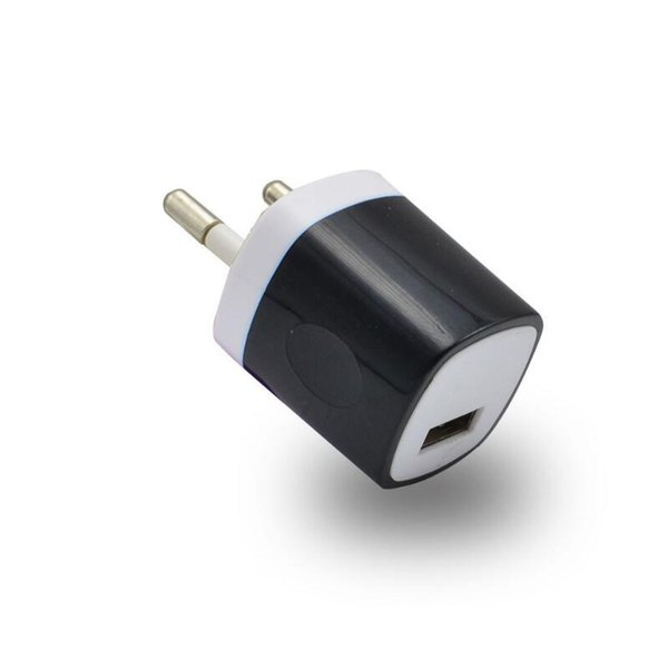 High Quality Finger US Plug USB AC Power Charger 5V 1A Wall Adapter For iPhone for Samsung for Tablets 2018