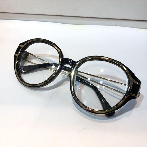 2aba81763c1 0093 Medusa Glasses Prescription Eyewear Vintage Frame Men Designer  Eyeglasses With Original Case Retro Design Gold