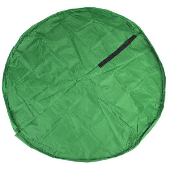 60 Inch Portable Kids Toy Storage Bag And Play Mat Toys Organizer Bin Box Fashion Practical Storage Bags