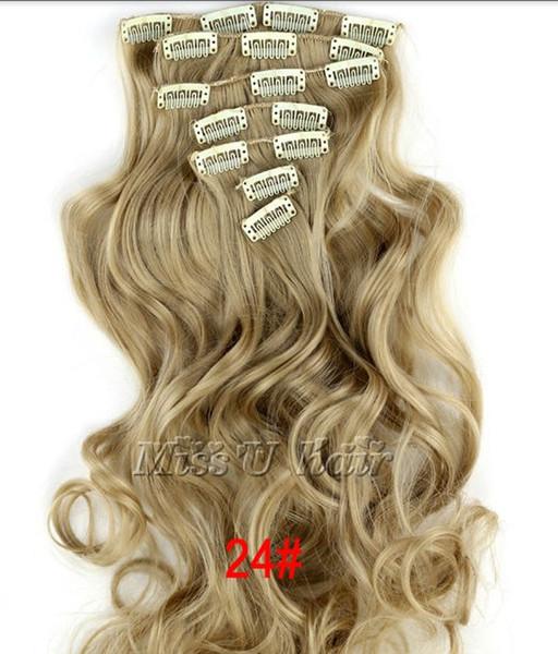 blonde # 24 7pcs / set 22