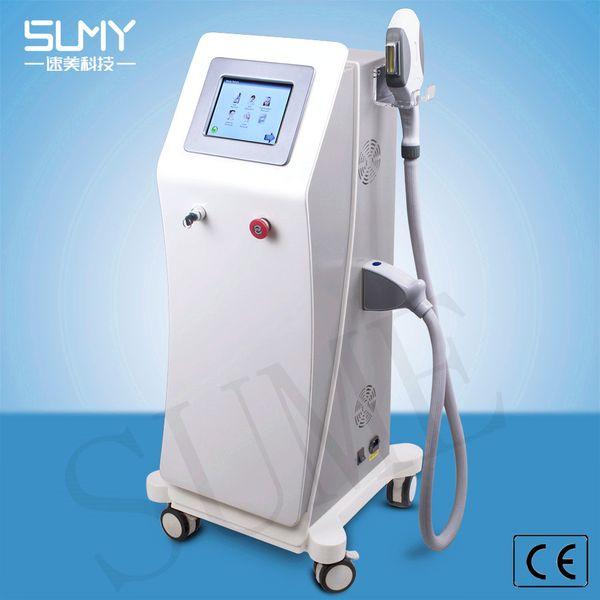 IPL Shr schmerzloser Enthaarungs-Hautpflege-medizinischer Schönheits-Salon Shr IPL Rf Elight Laser-Haar-Abbau-Maschine