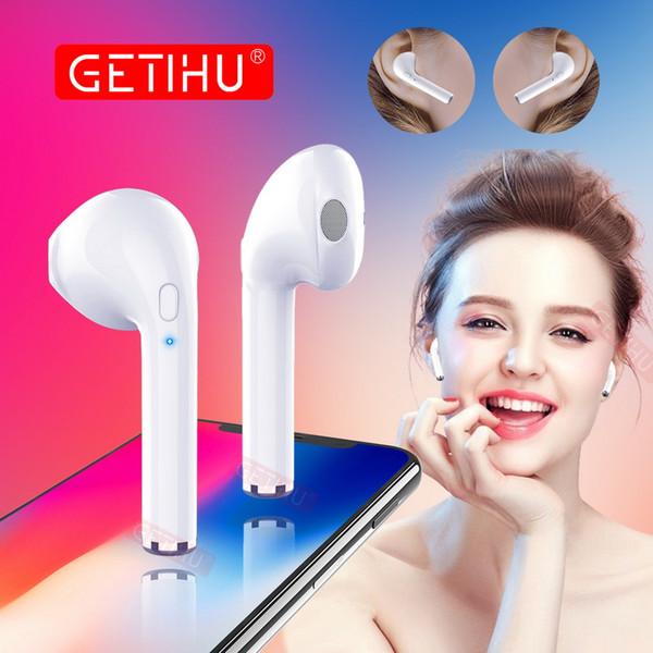 Mini Twins Headphones Bluetooth Earphone Phone Sport Headset in Ear Buds Wireless Earphones Earpiece For iPhone stereo