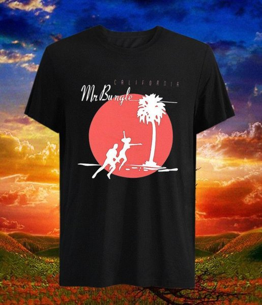 MR BUNGLE KALIFORNIYA MIKE PATTON FANTOMAS TOMAHAWK FNM DOĞAL RENKLI TSHIRT