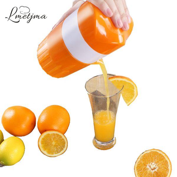 Lmetjma Manual de Prensa Manual Juicer Pp Exprimidor de Naranja Manual de Exprimidor de Naranja Jugo de Limón Prensa Herramientas de Fruta Kc0324 -7