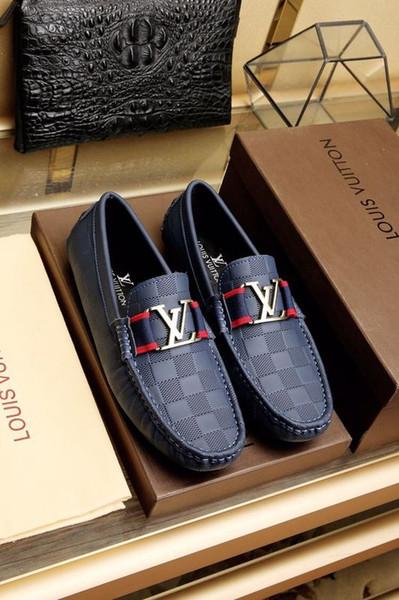 Fashion Driving Shoes 2022 Guan Men Dress Shoes BOOTS
